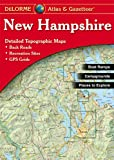 img - for New Hampshire Atlas and Gazetteer : Topographic Maps of the book / textbook / text book