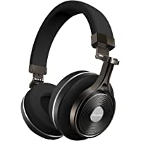 Bluedio T3 Plus 3.5mm Wireless Bluetooth 4.1 Stereo Headphones (Black)