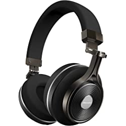 Bluedio T3 Plus 3.5mm Wireless Bluetooth 4.1 Stereo Headphones (Black)