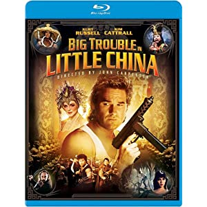 Big Trouble in Little China [Blu-ray] $8.99