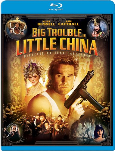 61bH3tYvrOL Big Trouble in Little China   Blu ray Review