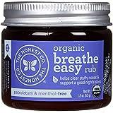 The Honest Company Breathe Easy Rub, 1.8 Ounce
