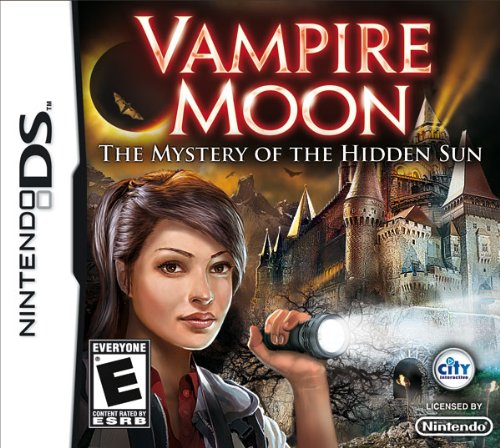 Vampire Moon: Mystery Of The Hidden Sun - Nintendo DS - 1
