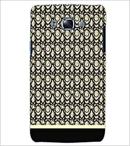 PrintDhaba Pattern D-1826 Back Case Cover for SAMSUNG GALAXY ON 7 (Multi-Coloured)