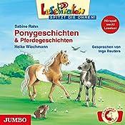Ponygeschichten & Pferdegeschichten (Lesepiraten) | Sabine Rahn, Heike Wiechmann