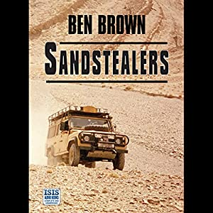 Sandstealers Audiobook