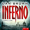 Inferno [German Edition] (       UNABRIDGED) by Dan Brown Narrated by Wolfgang Pampel