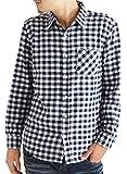 (アーケード) ARCADE 15color メンズ ネルシャツ 選べる 無地 チェック柄 長袖 シャツ ネルチェックシャツ