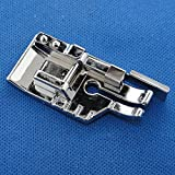 """Kalevel® 1/4"""" Quilting Sewing Machine Presser Foot 1 4 Sewing Foot Patchwork Foot for All Low Shank Snap-on Singer Brother Babylock Euro-pro Janome Kenmore White Juki New Home Simplicity Elna Husqvarna Janome Bernina"""