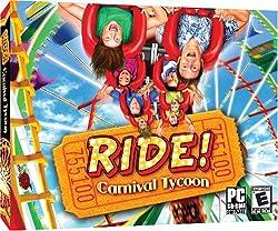 Ride! Carnival Tycoon - Jewel Case (PC)