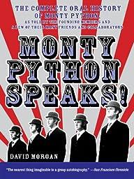 Monty Python Speaks: The Complete Ora…