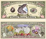Easter $Million Dollar$ Novelty Bill Collectible