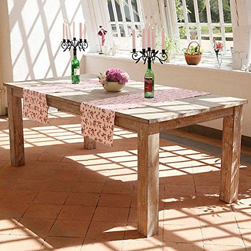 Pötschke Ambiente TEAK-Tisch Landhaus-Charme