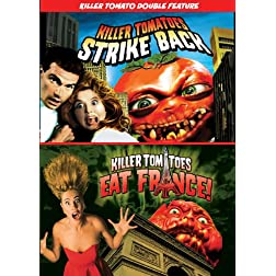 Killer Tomatoes Strike Back / Killer Tomatoes