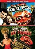 Killer Tomatoes Strike Back / Killer Tomatoes Eat France! [DVD] [Region 1] [US Import] [NTSC]