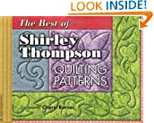 Best of Shirley Thompson Quilting Patterns (Golden Threads)