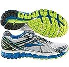 Women's Brooks Adrenaline GTS 15 Running Shoe Hawaian Ocean/Lime Size 10 M US