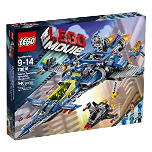 LEGO Movie 70816 Benny's Spaceship, Spaceship, Spaceship! Building Set by LEGO Movie