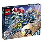 LEGO Movie Bennys Spaceship Building