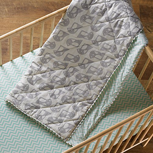 Lolli Living Quilted Comforter, Penguin, Multi