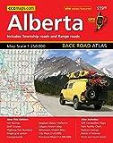 Alberta Road Atlas: Range & Township Roads
