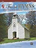 Favorite Hymns Instrumental Solos: Flute, Book and CD
