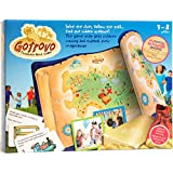 Treasure Hunt Game/Toy Gotrovo - Indoor/Outdoor, Active Fun, Educational Family/Girl/Boy. Age 3+