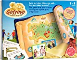 Treasure-Hunt-Game-Gotrovo-IndoorOutdoor-Active-Family-Fun-with-this-Educational-Toy-Great-for-Home-and-Garden-or-at-Parties-for-Girls-and-Boys-Unusual-GiftPresentActivity-for-Kids-Perfect-Summer-Gard