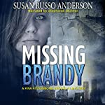 Missing Brandy: A Fina Fitzgibbons Brooklyn Mystery, Book 2 | Susan Russo Anderson