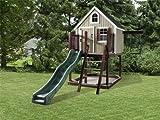 Treehouse Loft Backyard Play Set