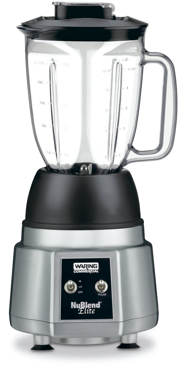 Waring Blender BB190: Simple Operation, Incredible Results