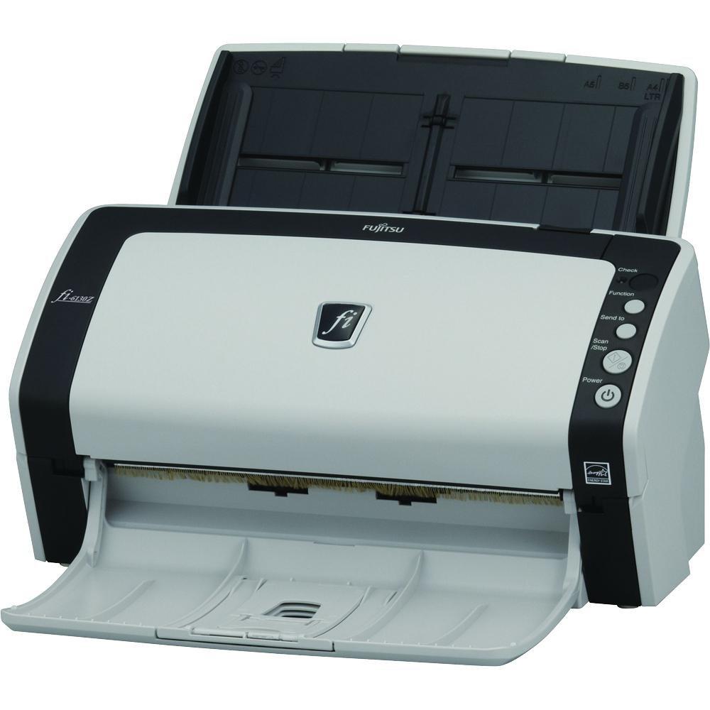 Fujitsu fi-6130Z Duplex Sheet-Fed Document Scanner (PA03630-B055)