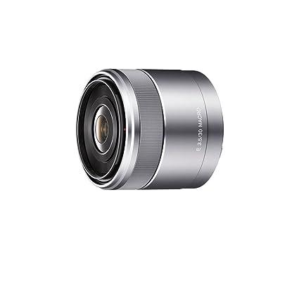 Sony SEL-30M35.AE Objectif macro 30mm F 3.5 pour Appareil photo Nex Noir
