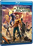 La Liga De La Justicia: El Trono De Atlantis [Blu-ray] España