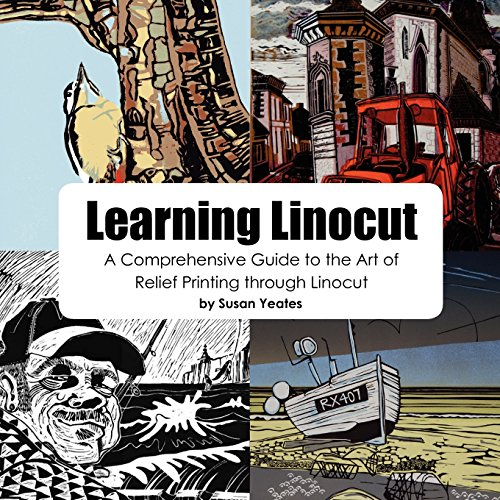 Learning Linocut: A Comprehensive Guide to the Art of Relief