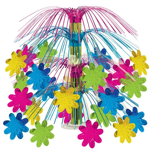 Showers Of Flowers Cascade Centerpiece Party Accessory (1 count) (1/Pkg) - 1
