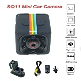 SQ11 Mini FPV Camera Car DVR HD Camcorder 3.6mm 12MP Motion Sensor Full HD 1080P Camcorder Night Vision Sports Mini DV Video Recorder