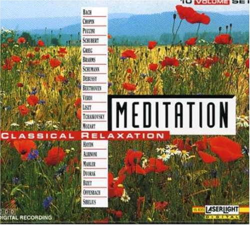 Meditation: Classical Relaxation (Box Set)