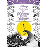 Art of Coloring: Tim Burton's The Nightmare Before Christmas: 100 Images to Inspire Creativity