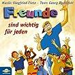 Freunde sind wichtig f�r jeden: H�rspiel mit Musik auf CD