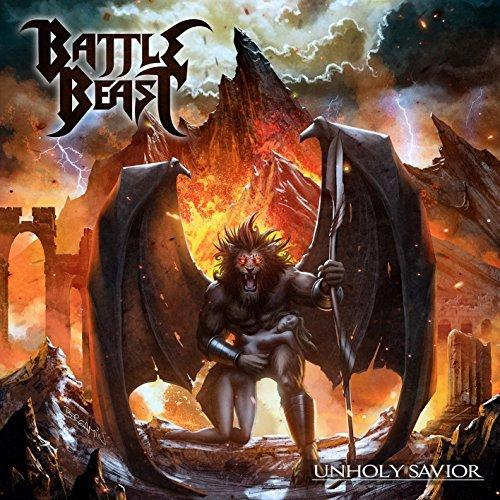 Battle Beast - Unholy Savior +1 [Japan CD] VQCD-10429 by Battle Beast