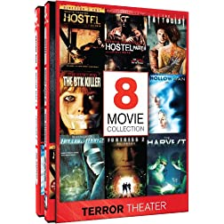 Terror Theater - 8 Frightening Films