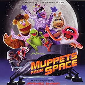 Muppets From Space [Score]