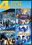 Percy Jackson And The Olympians: The Lightning Thief / Narnia Voyage of The Dawn Trader / Eragon / Seeker: Dark is Rising (Bilingual)