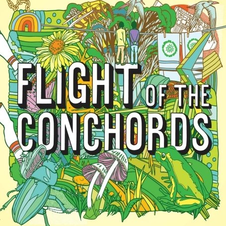 Flight of The Conchords - Flight Of The Conchords (Origi - Zortam Music