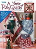 A Year of Rag Quilts  (Leisure Arts #3551)