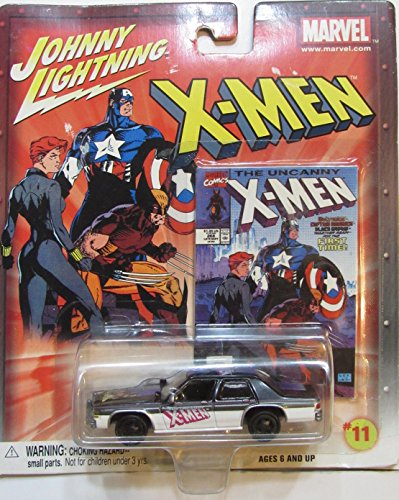 Johnny Lightning X-men Die-cast Car #11 - 1