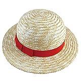 麦わら帽子≪Kids Straw Hat≫ (レッド (Red Ribbon))