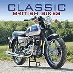 Classic British Motorbikes Calendar-...