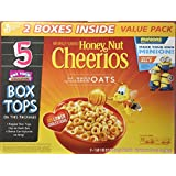 Honey Nut Cheerios, Value Pack 2lb 2oz